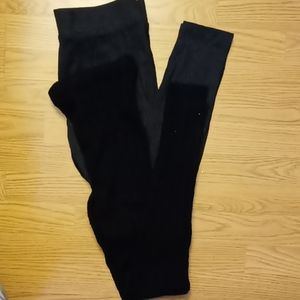 Mossimo Footless Sweater Leggings Tights